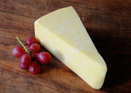 Foods Brits can't live without | Cheese and grapes