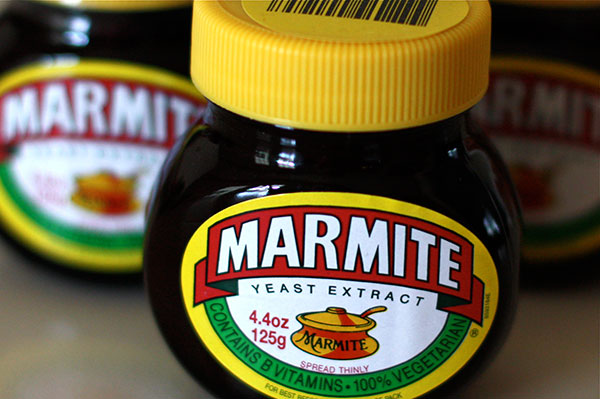 Foods Brits can't live without | Marmite