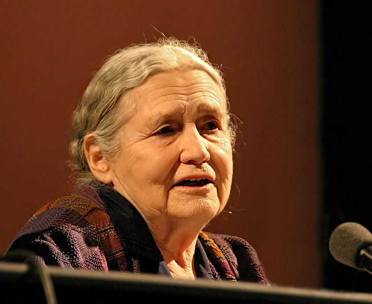 Doris Lessing | 8 British Institutions Who Turned Down Honours