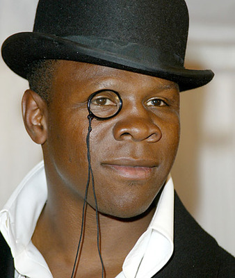 Chris Eubank | Famous British Monocle Wearers